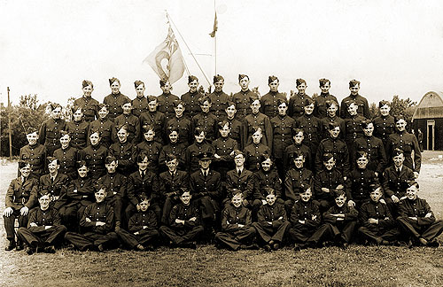 Bolton Air Training Corps Blackpool 1942