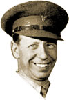 George Formby in ENSA uniform
