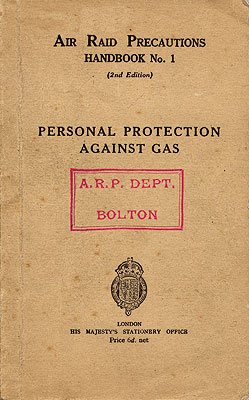 Air Raid Precautions Handbook No 1