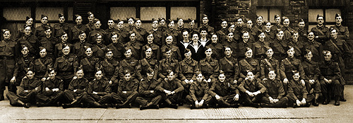 Bradshaw and Harwood Home Guard (Lancashire Fusiliers)