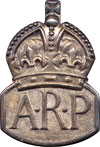 ARP lapel badge