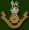Loyal Regiment cap badge