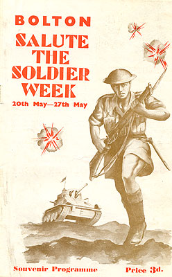 Salute The Soldier Week 1944