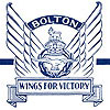Bolton Wings For Victory Logo