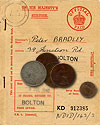 Ration Book 1940