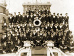 Crew of HMS Cotswold 1940-1942