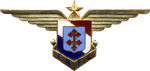 Free French Air Force badge